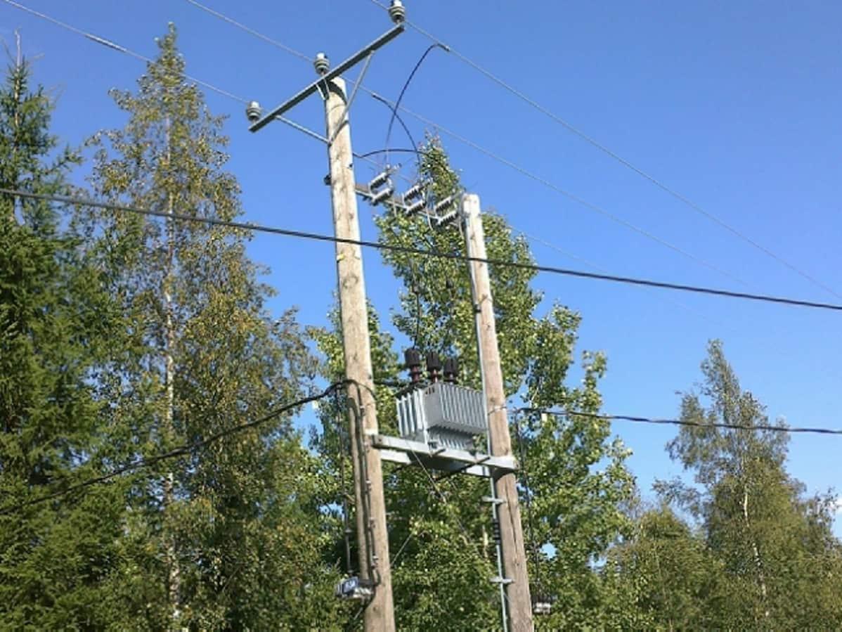 Sähkömuuntaja
