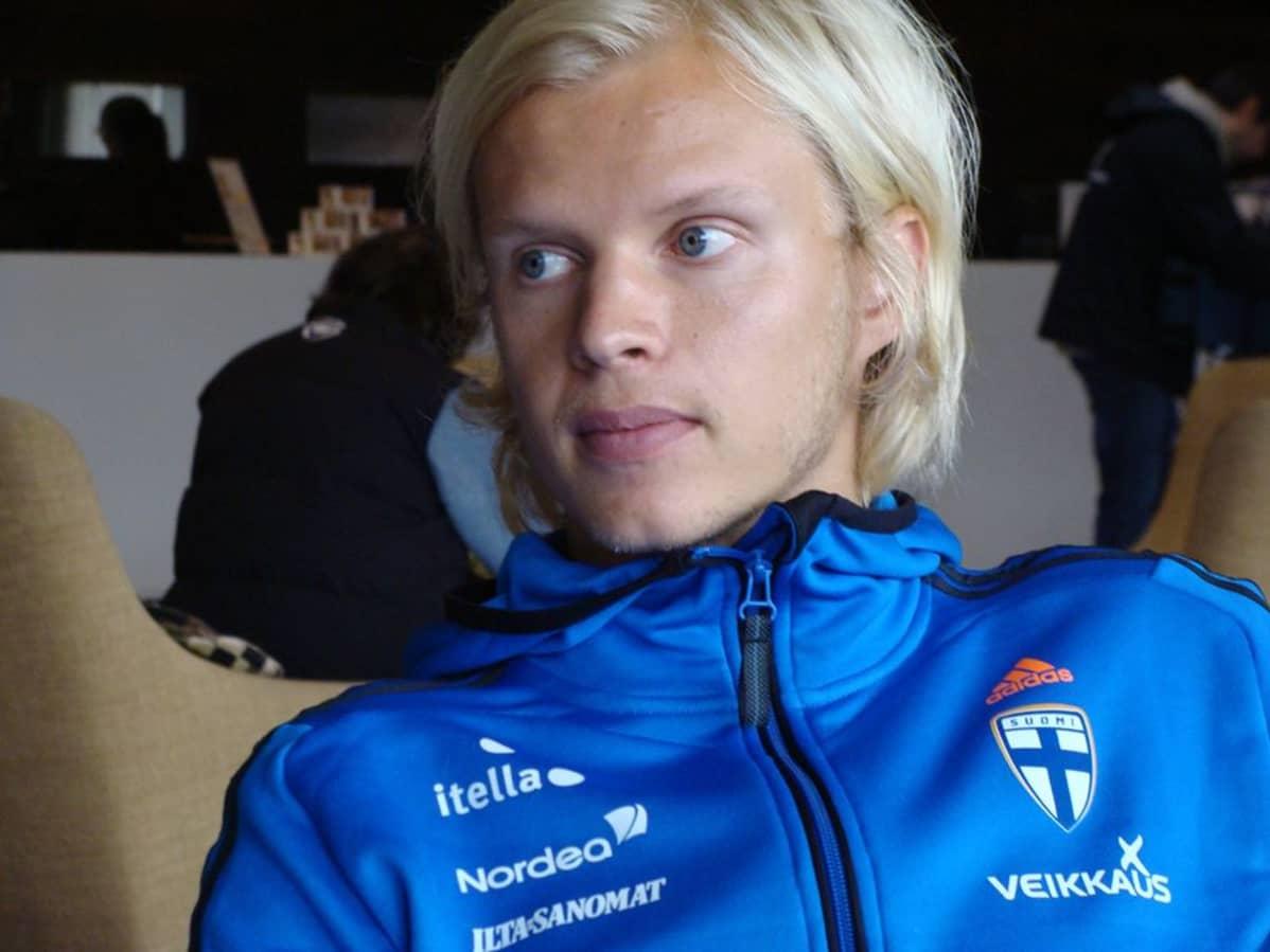 Toni Kolehmainen