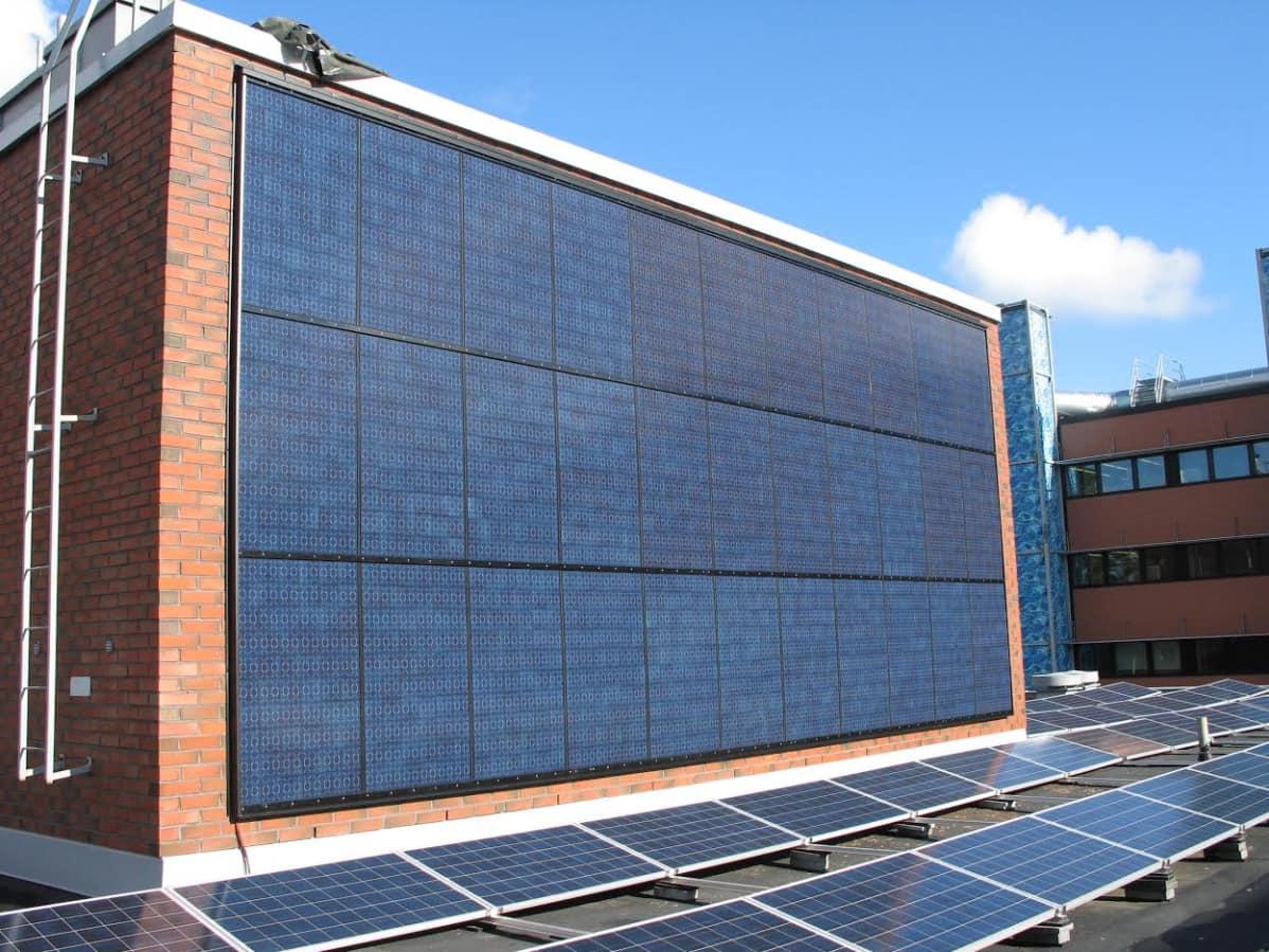 Aurinkopaneeli Saksasta