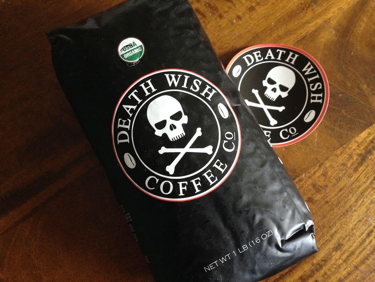 Death Wish Kahvi