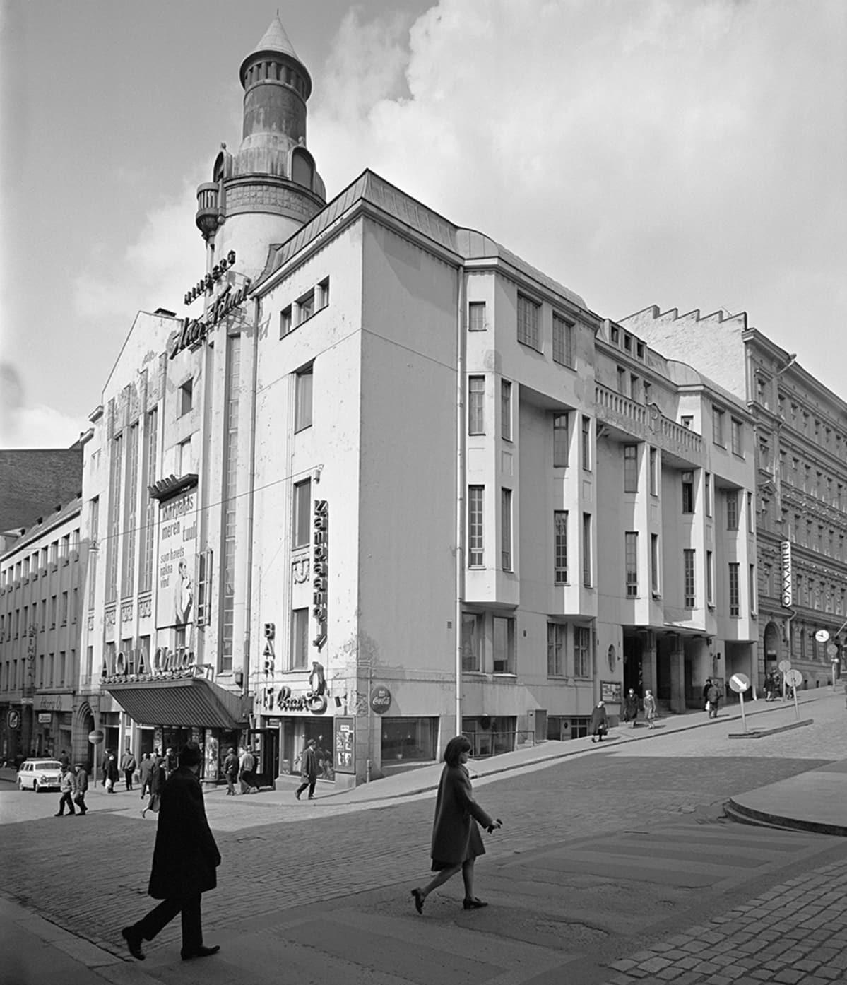Tässä talossa Suomi itsenäistyi – harva tietää Heimolan talon | Yle Uutiset | yle.fi