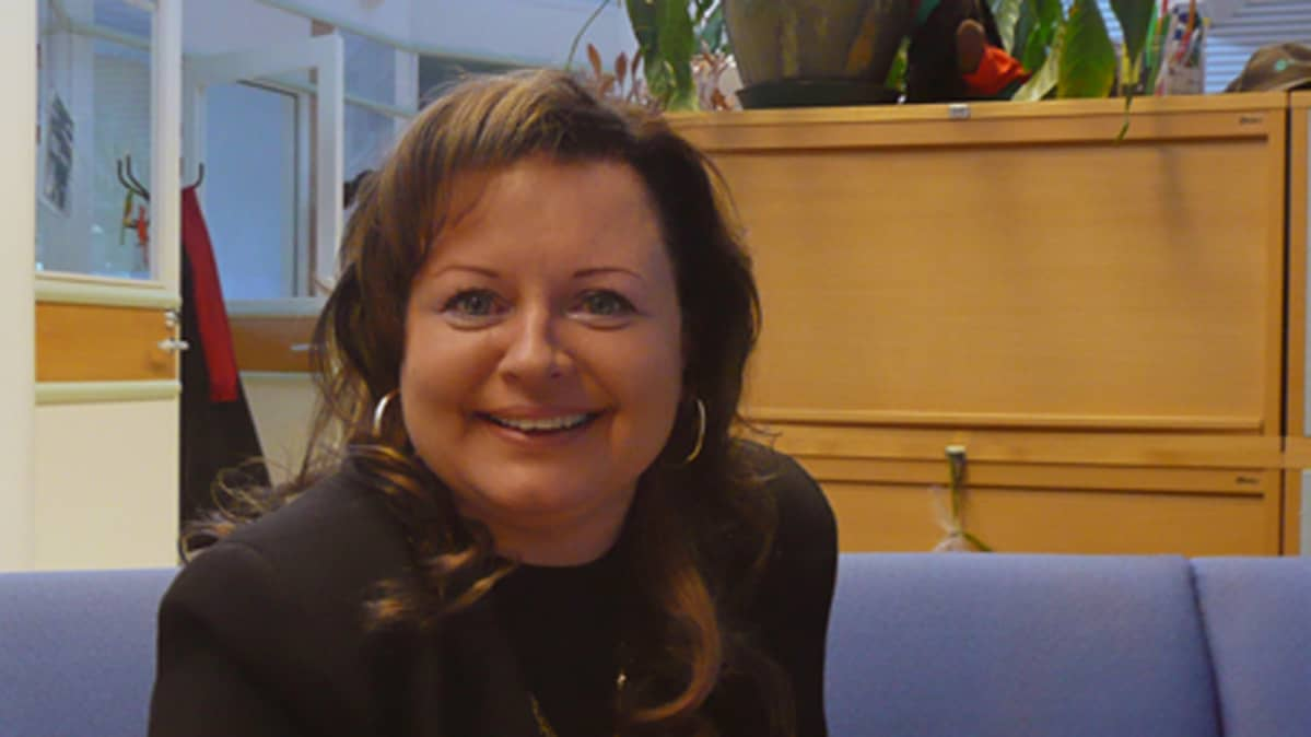 Anne Louhelainen