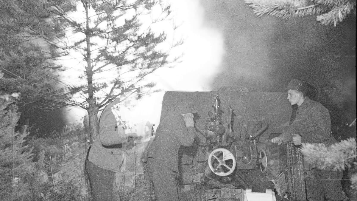 Suomen Tykistö Jatkosodassa