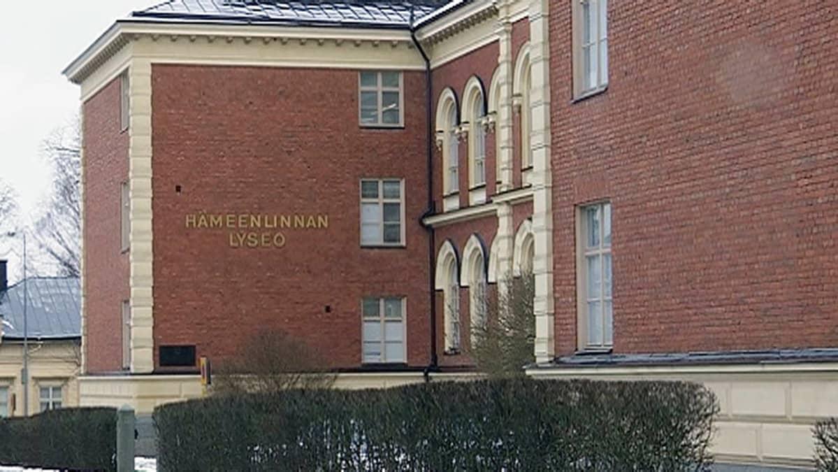 Hämeenlinna Lukio