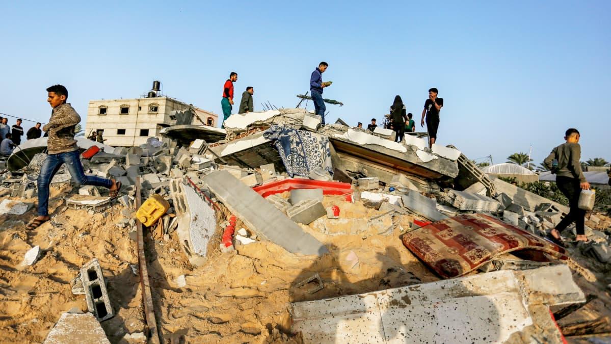 Gazan Kaista
