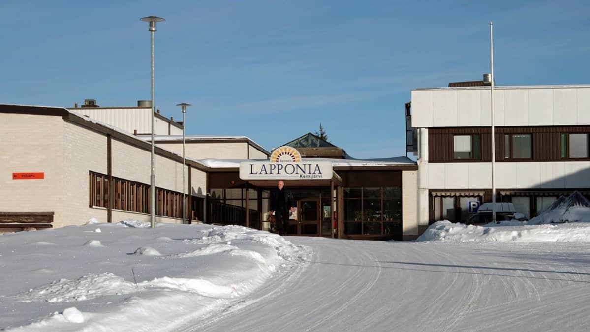 Sairaala Lapponia