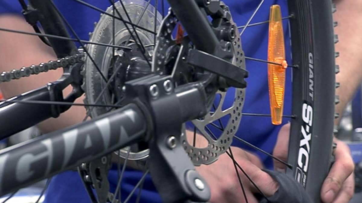 Polkupyörän Huolto Hinta