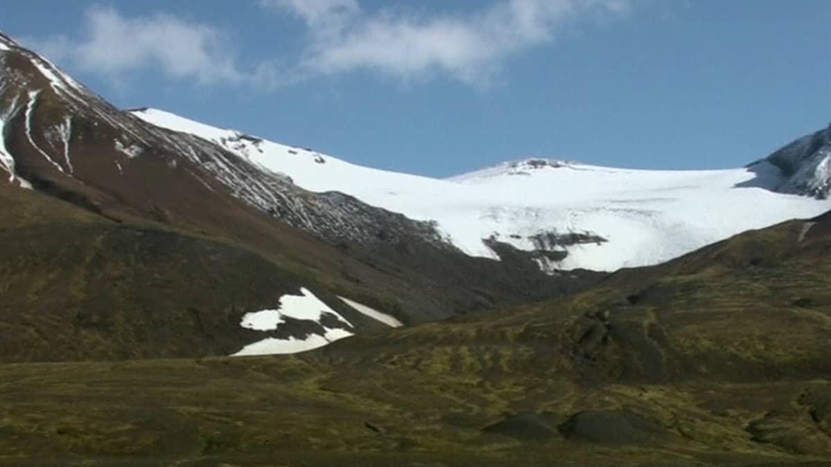 Islannin Tulivuori