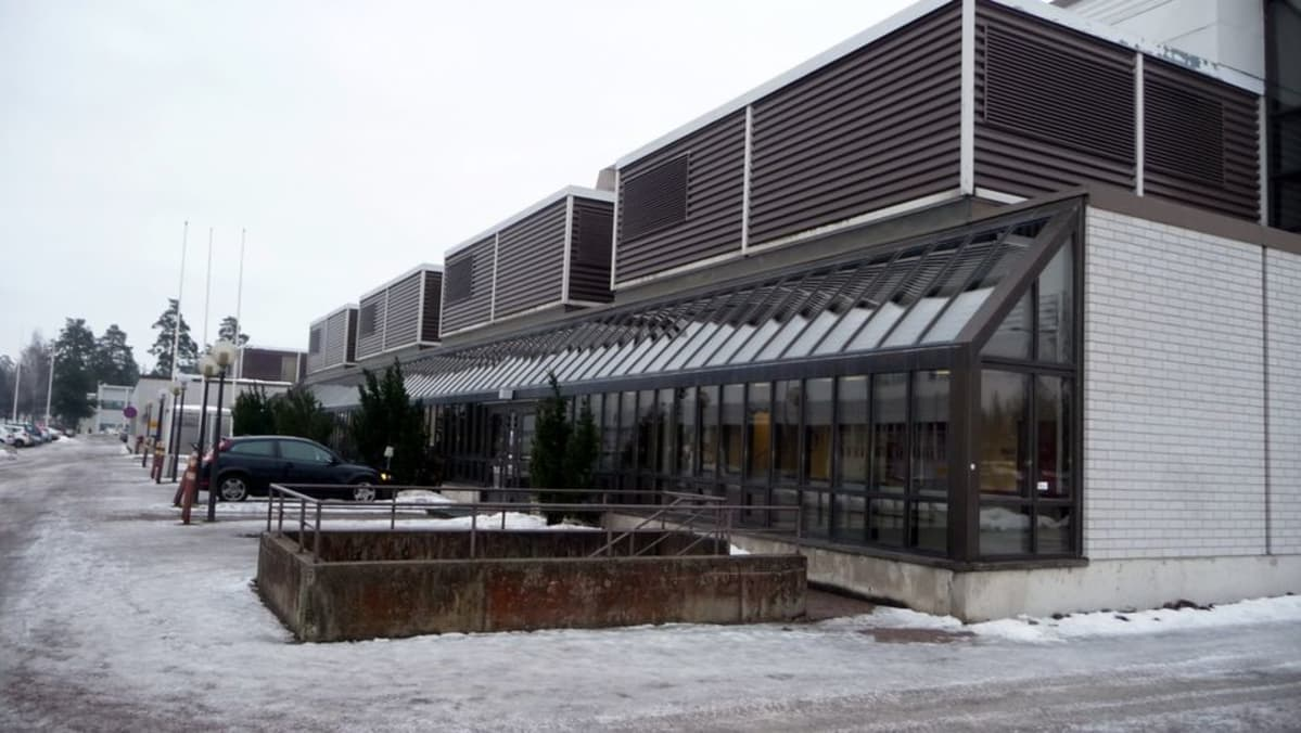 Urheilutalo Lappeenranta