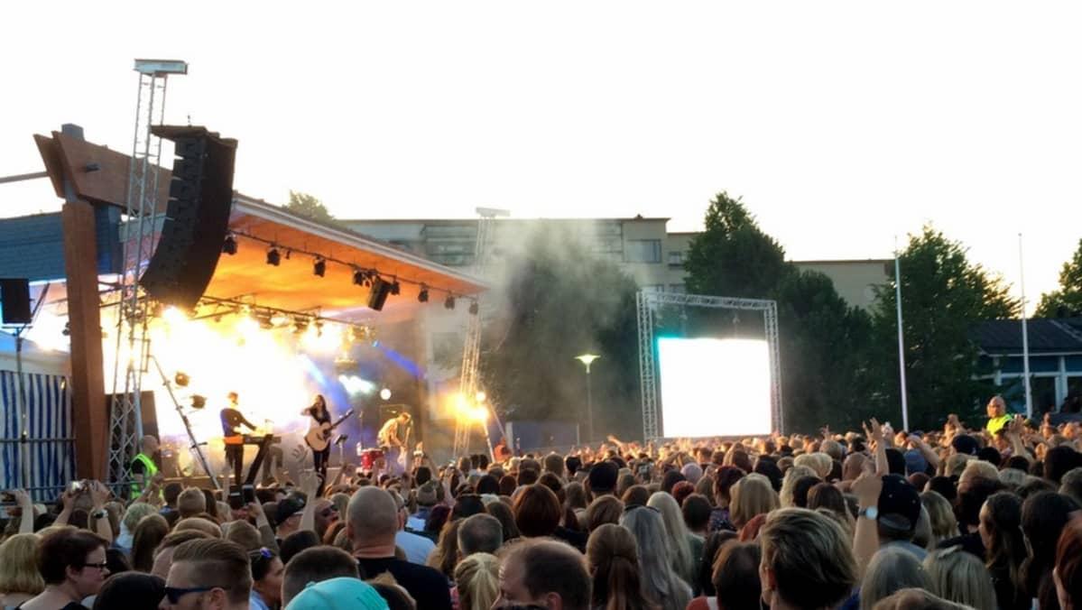 Esiintyjät Helsinki