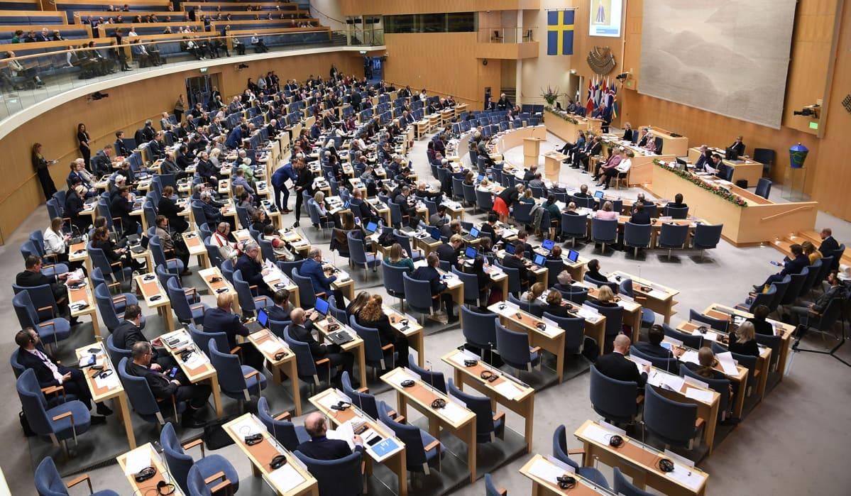 Ruotsin Aikavyöhyke