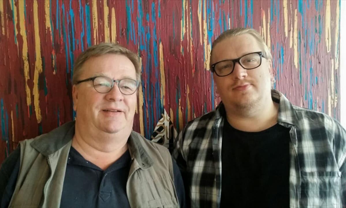 Arttu Wiskari Juha Wiskari