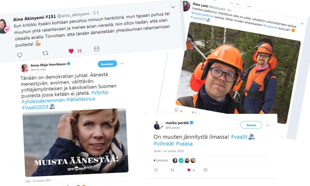 Vaasan Vaalipiiri Perussuomalaiset
