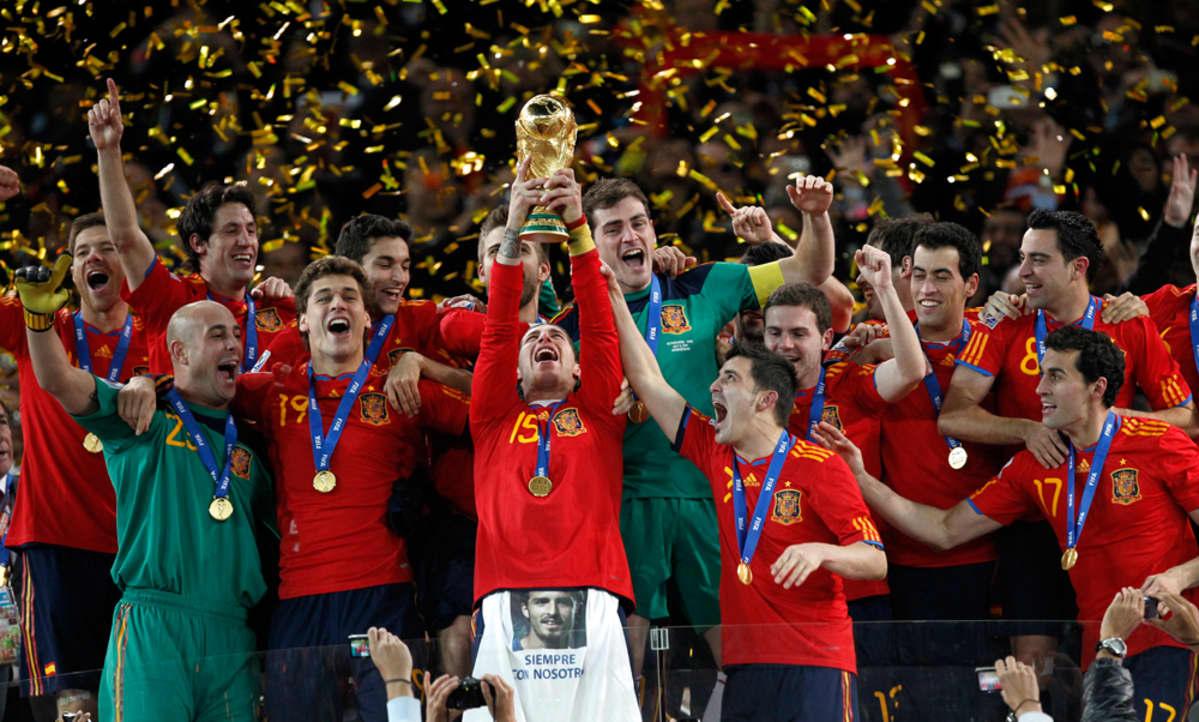 Espanjan Jalkapallomaajoukkue Pelaajat