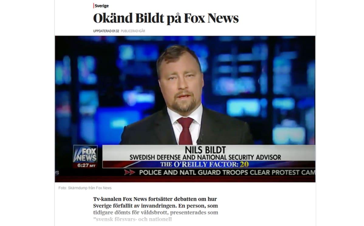 Fox Tv Suomi