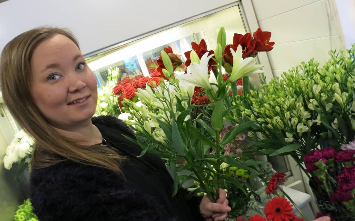 Kukkakaupat Rovaniemi