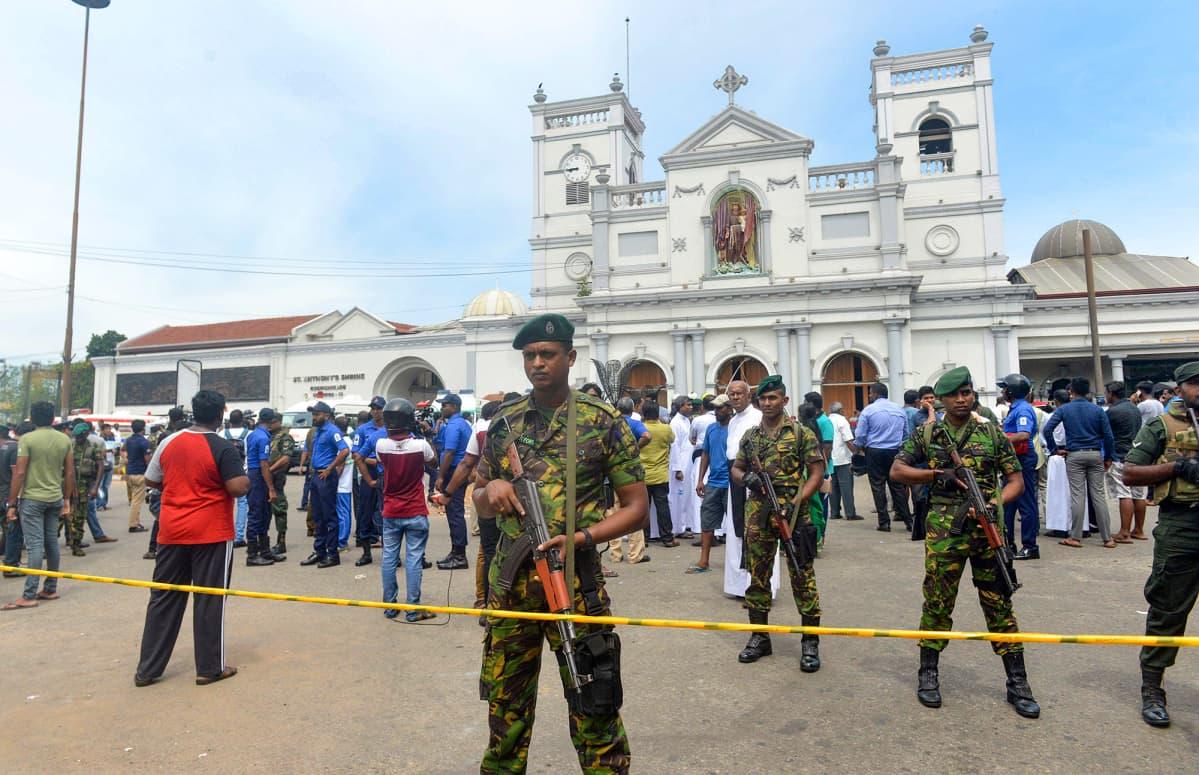 Sri Lanka Uutiset