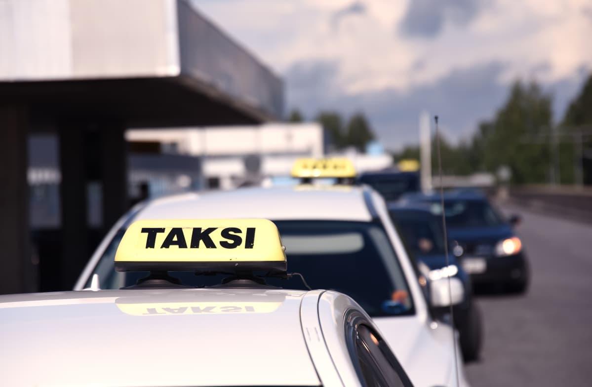 Taksinkuljettajan Lupa