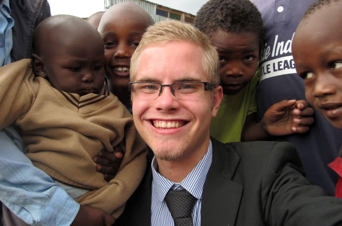 Keniassa saarnaava Patrick: Ihmeet kantavat yli yksinäisten päivien | Yle Uutiset | yle.fi