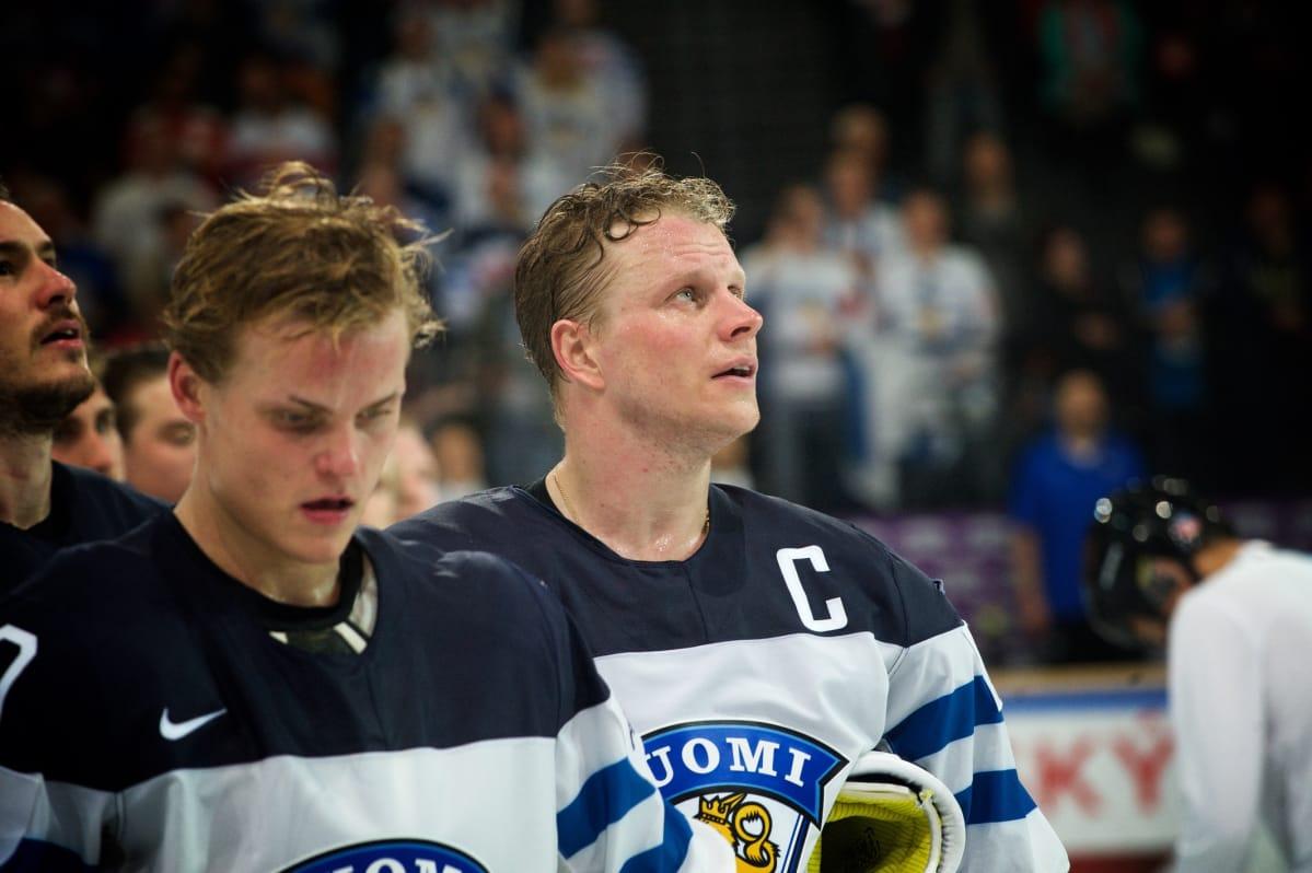 Lasse Kukkonen on Leijonien sielu – Marjamäeltä kova palopuhe kapteenistaan | Yle Urheilu | yle.fi