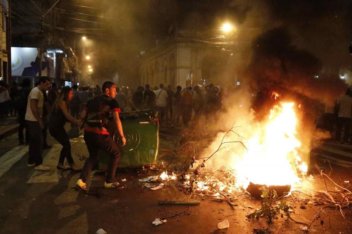 Mielenosoitukset