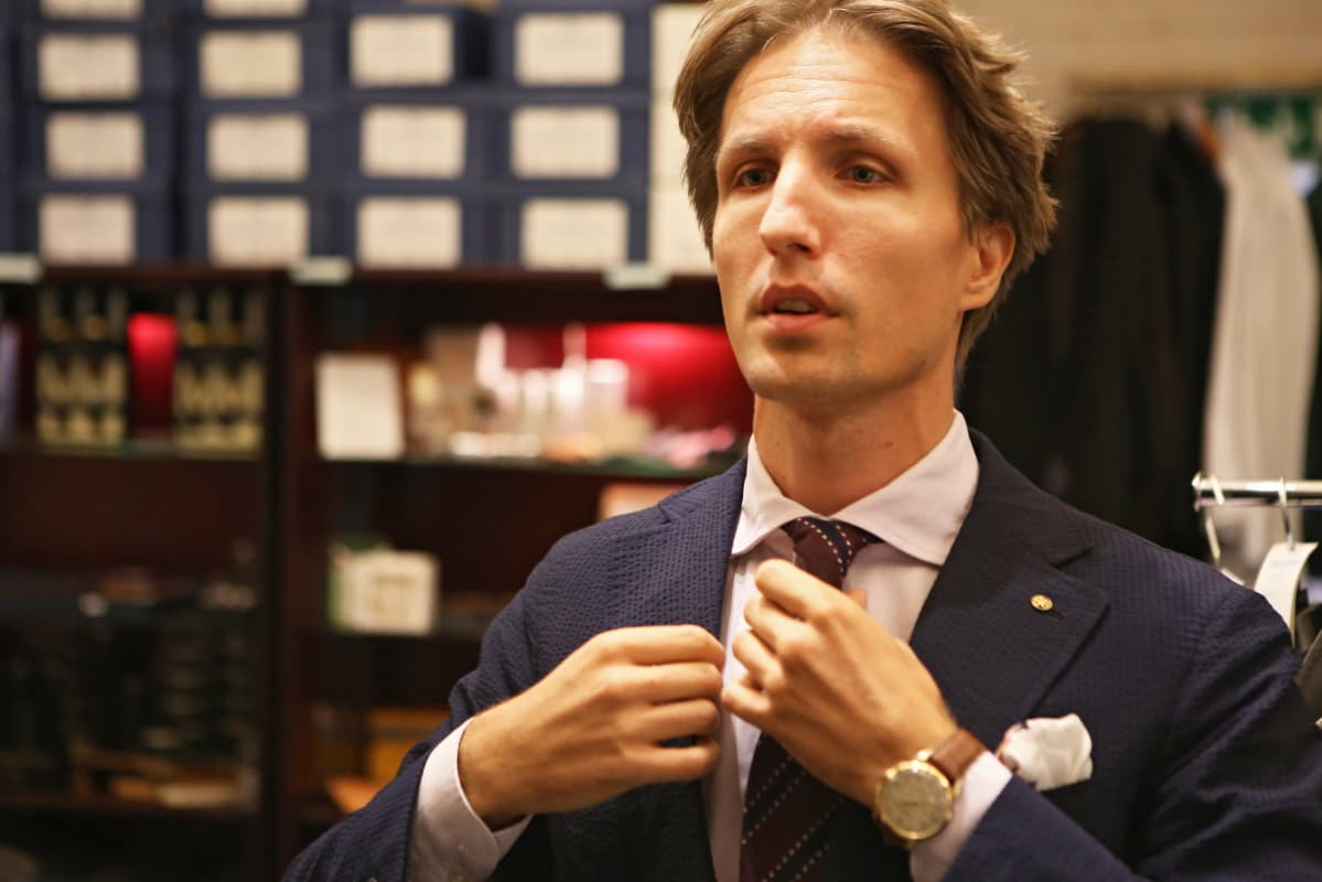 Suomalainen Jarmo perusti Senegaliin kahvilan, jonne