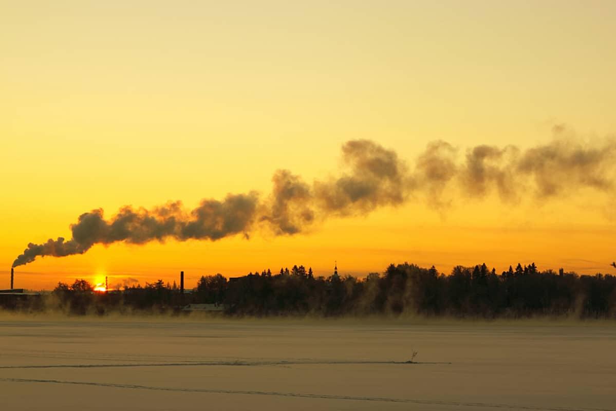 Auringon Nousu Tampere