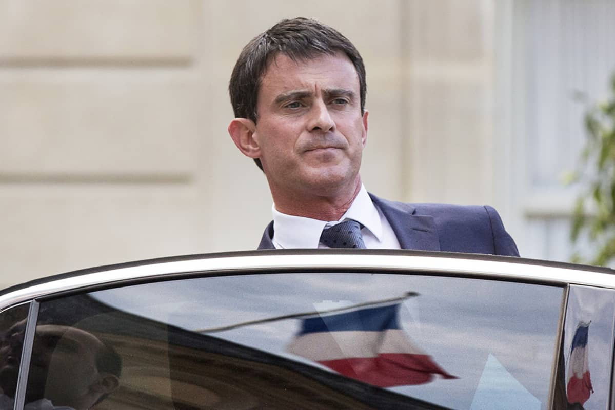 Ranskan Pääministeri