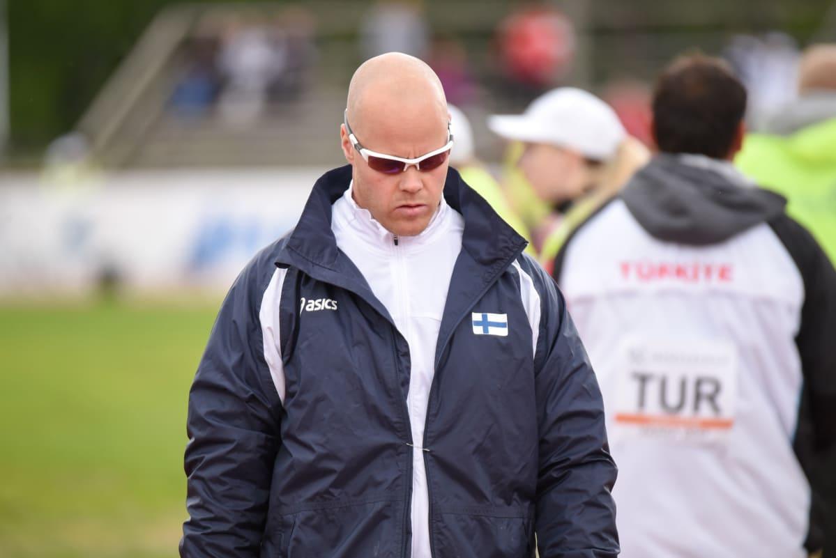 Pitkämäen johdolla tavoittelemaan finaalipaikkoja - Suomen MM-joukkue urheilija urheilijalta ...