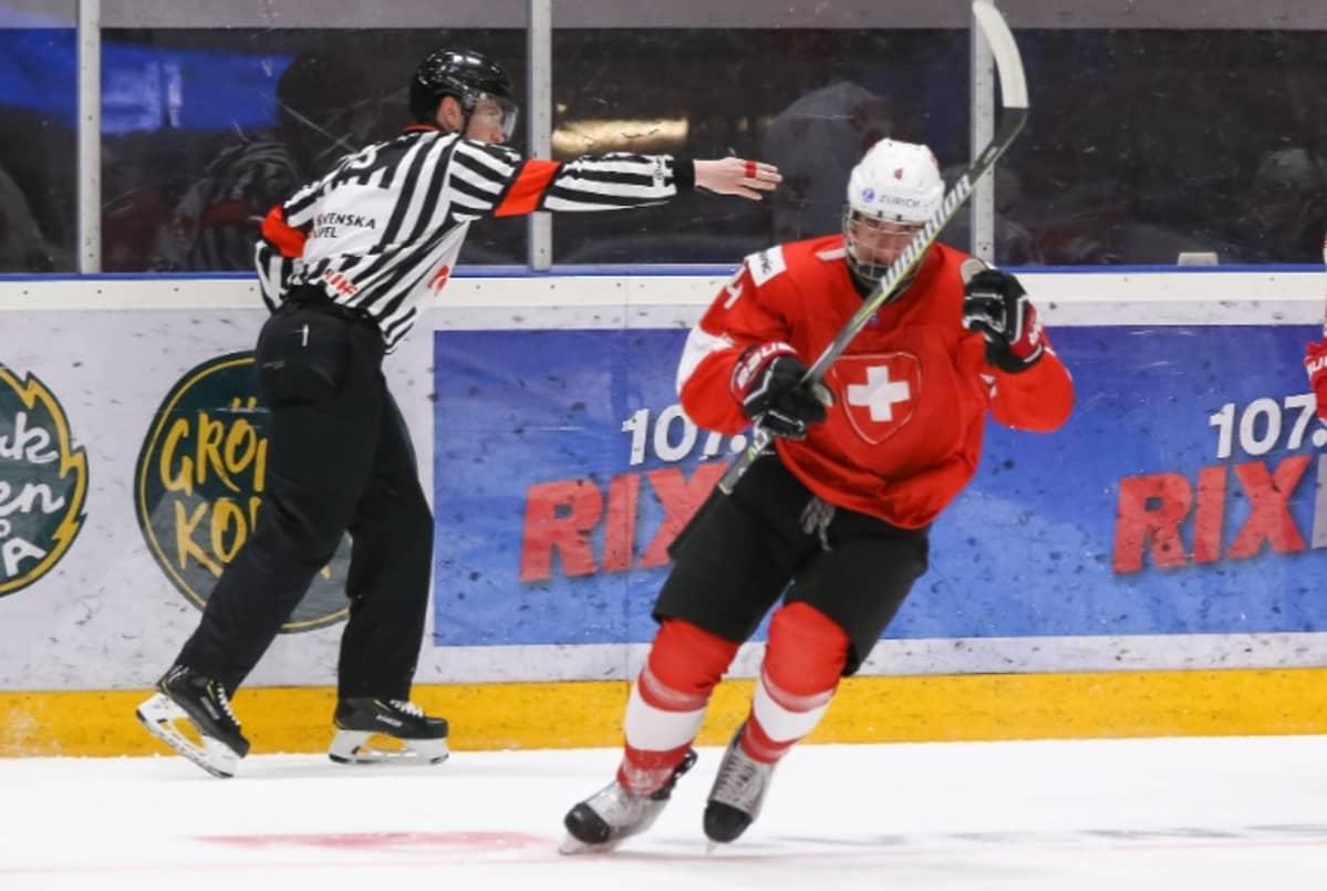 Suomi U18 Jääkiekko