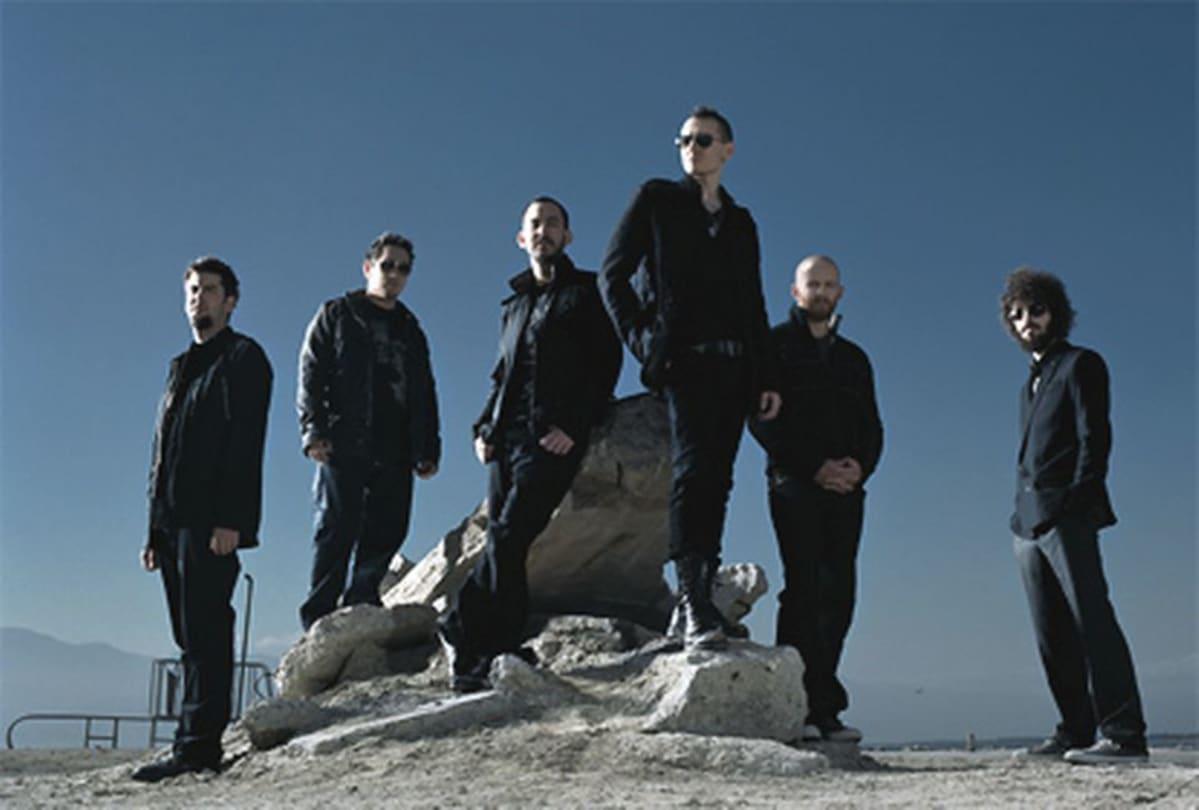 Linkin Park Suomessa
