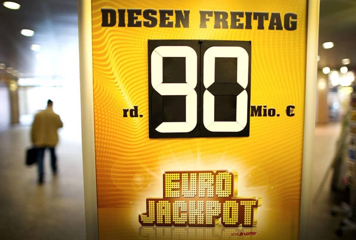 Eurojackpot 13.3 20