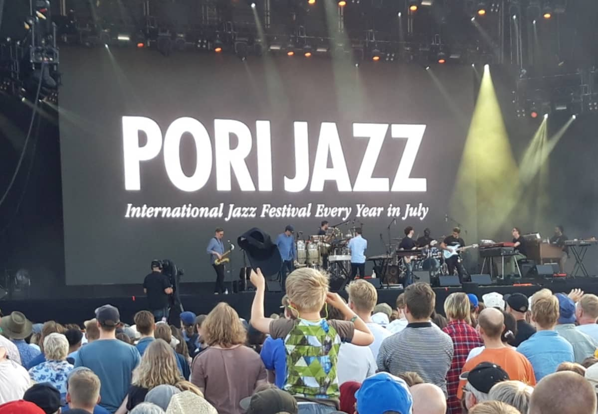 Pori Jazz Ilmaiskonsertit 2021