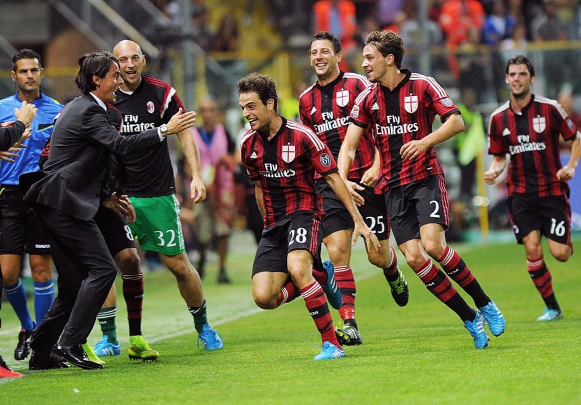 Ac Milan Pelaajat