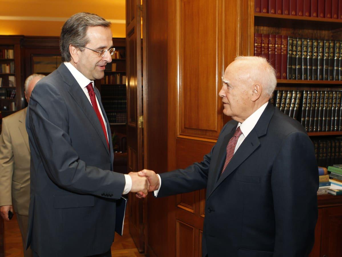 Kreikan Presidentti