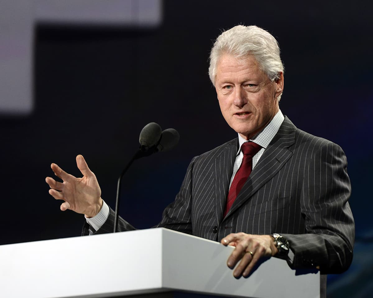 Model nude young bill clinton pictures