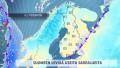 Video: Viikonlopuksi runsaita sateita