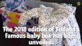 Video: Yle News: The 2018 edition of Finland's baby box is fuller than ever
