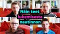 Video: Yle Uutisluokka: Oppilaat lukivat koko viikon - näillä vinkeillä jaksat keskittyä