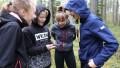 Video: Katso miten Mahnalan koulussa lähimetsä muuttuu luokkahuoneeksi