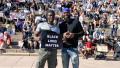 Видео: Helsingissä Black Lives Matter -mielenosoitus