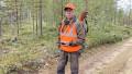 """Video: """"Puoliammattimainen tehopyynti ei istu meidän oikeustajuun ja kulttuuriin"""", sanoo inarilainen metsästäjä Jouni Männistö."""