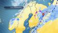 Видео: Lounaistuuli voimistuu ja lännestä leviää sateita