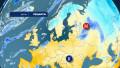 Видео: Lännestä saapuu sateita - pohjoisessa sateet lumena, etelässä vetenä