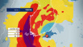 Video: Matalapaine tuo syysmyrskyn Suomeen keskiviikkona ja torstaina