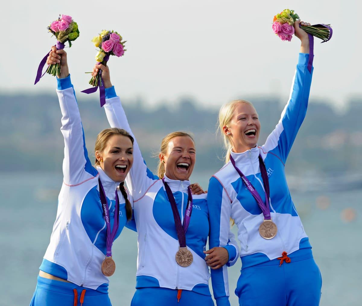 Silja Lehtinen, Silja Kanerva, ja Mikaela Wulff
