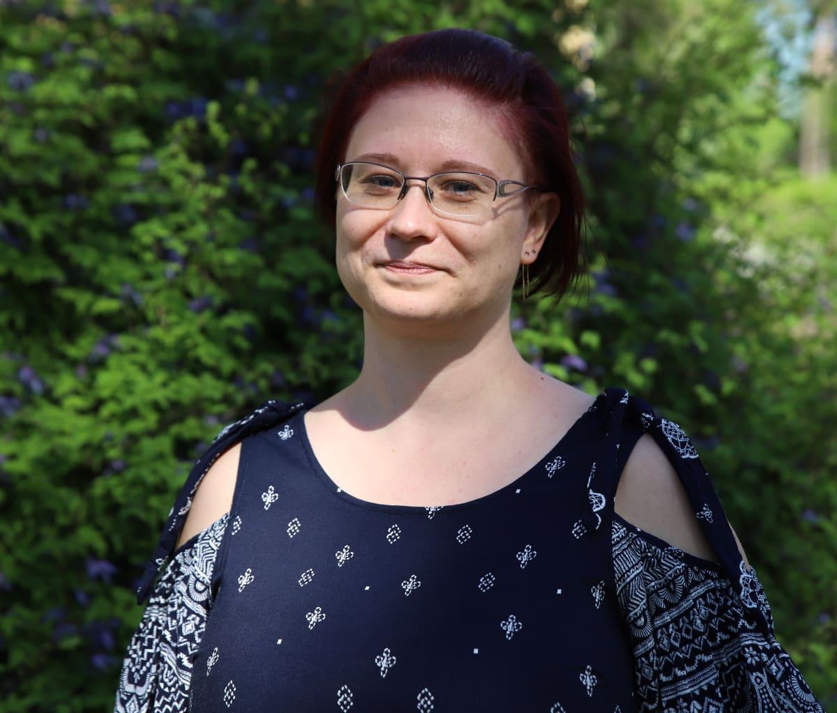 Terhi Lehikoinen, Kankaanpään nuorisotyön ja ehkäisevän päihdetyön tekijä .