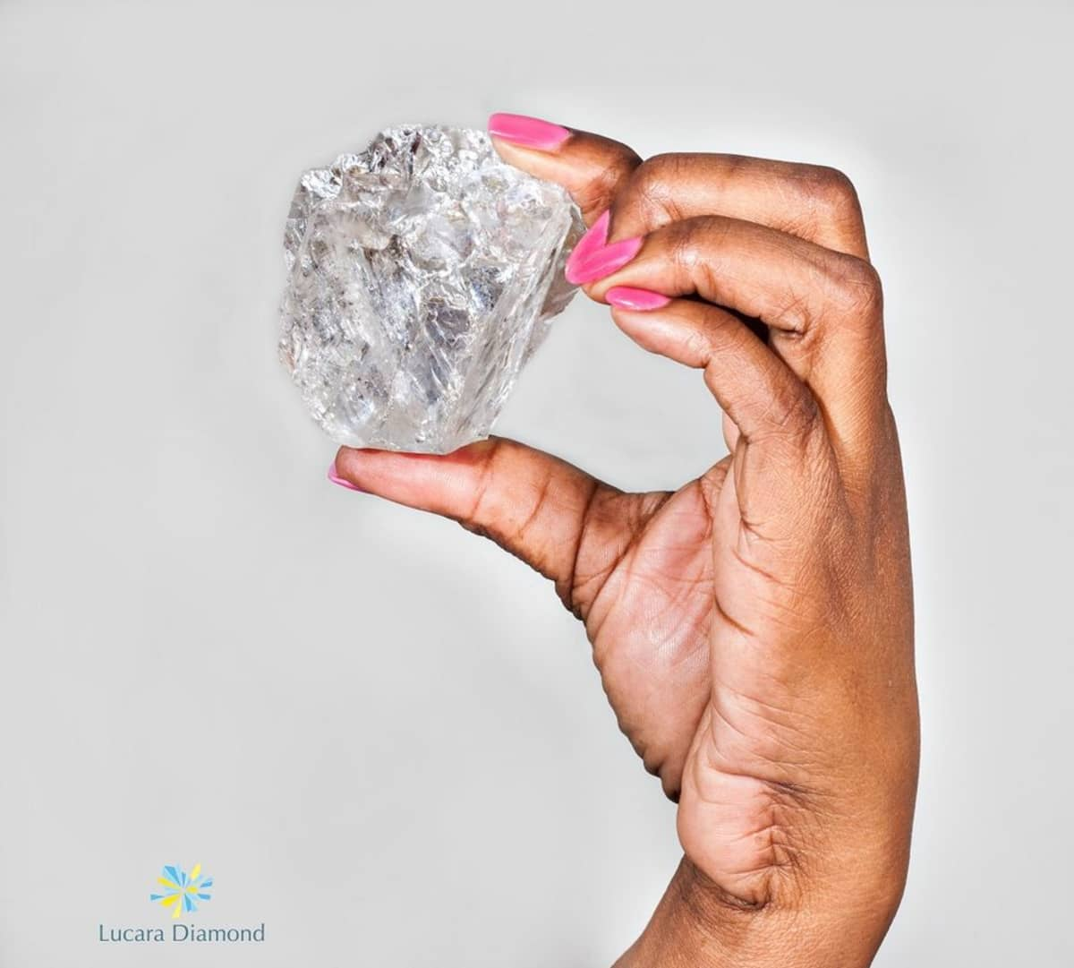 Botswanasta löytyi 1 111 karaatin timantti.