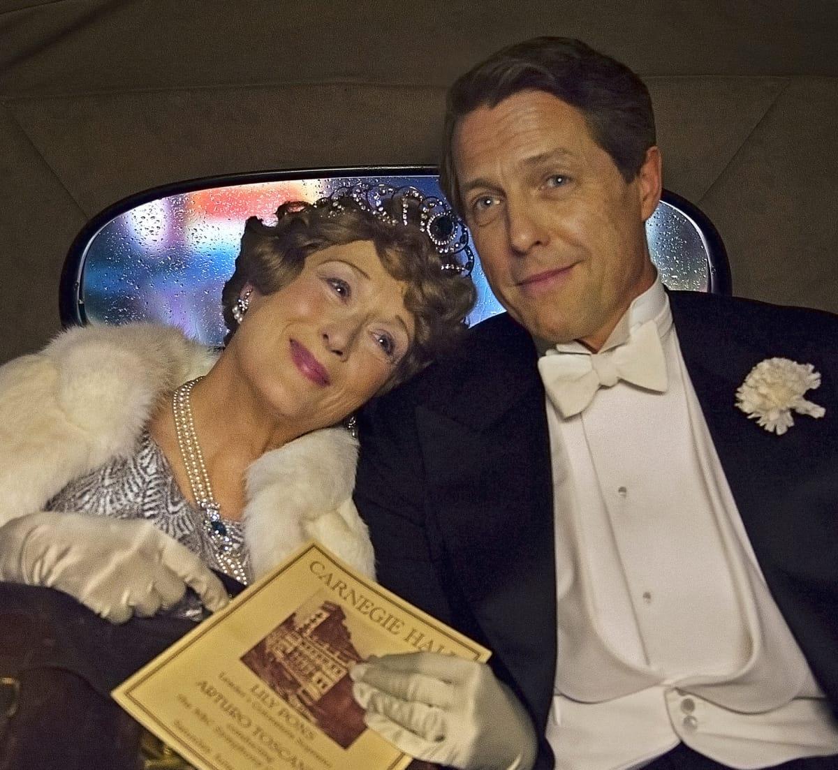 Hugh Grant ja Meryl Streep
