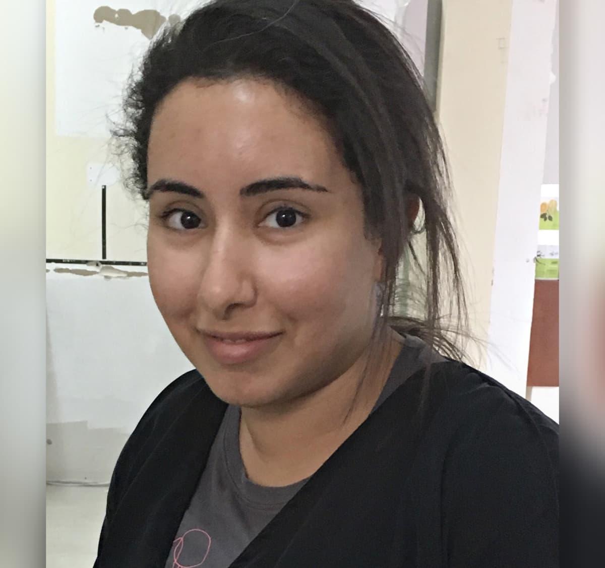 Latifa bint Mohammed bin Rashid Al Maktoum
